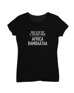 What is Hip Hop - Africa Bambaataa