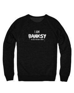 I am Banksy