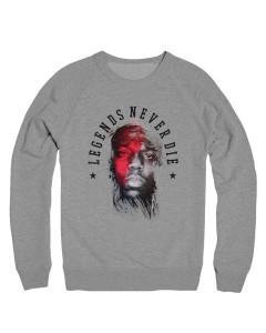 Legends Never Die Biggie Sweatshirt