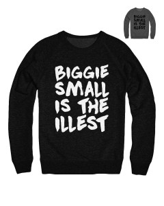Biggie Small Sweatshirt Men