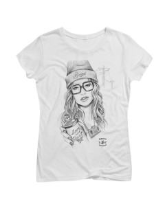 Scotty76 - Love and Paint T-Shirt Woman
