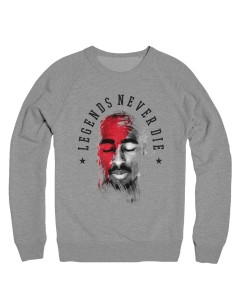 Legends Never Die Tupac Sweatshirt
