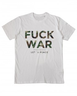 Artistik World Fuck War Camo T-Shirt Men