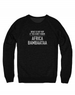 What is Hip Hop - Africa Bambaataa