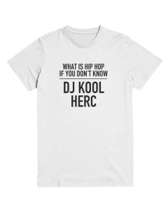 What is Hip Hop if you don´t know DJ Kool Herc